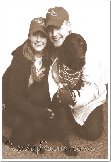 Peachey's Arthritis Walk 2011-2