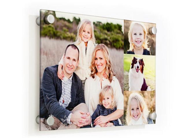 Shutterfly Acrylic Prints - Family