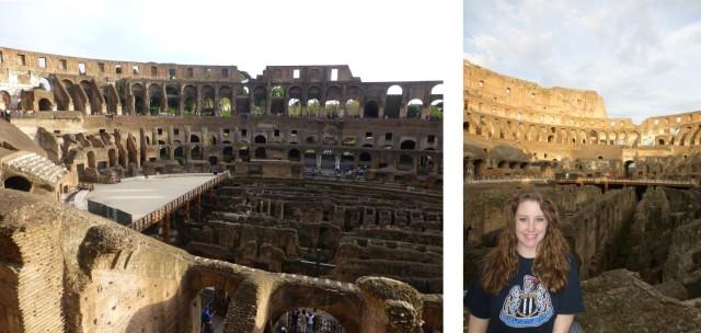 peachypains.com | Rome, Italy | Coliseum