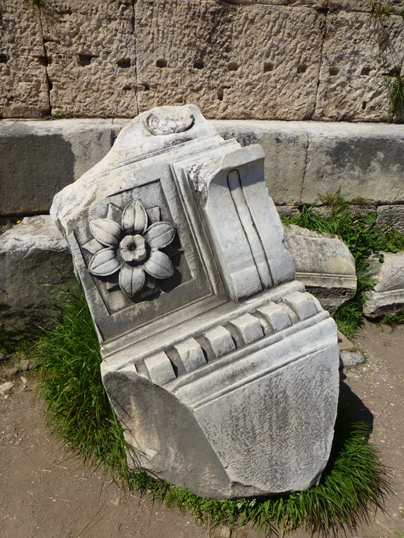 peachypains.com | arthritis | travel | italy | roman forum