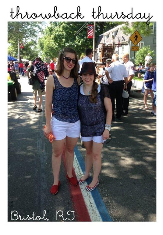peachypains.com | Arthritis Blog | Travel | Bristol, RI | 4th of July
