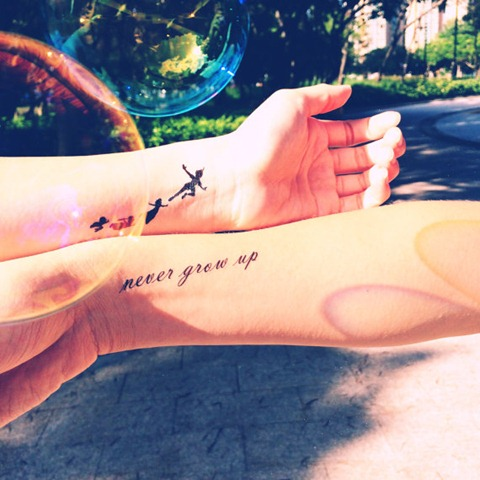 tinytattoo_peterpan